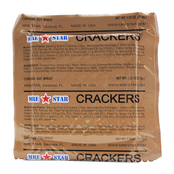 Crackers - MRE Star