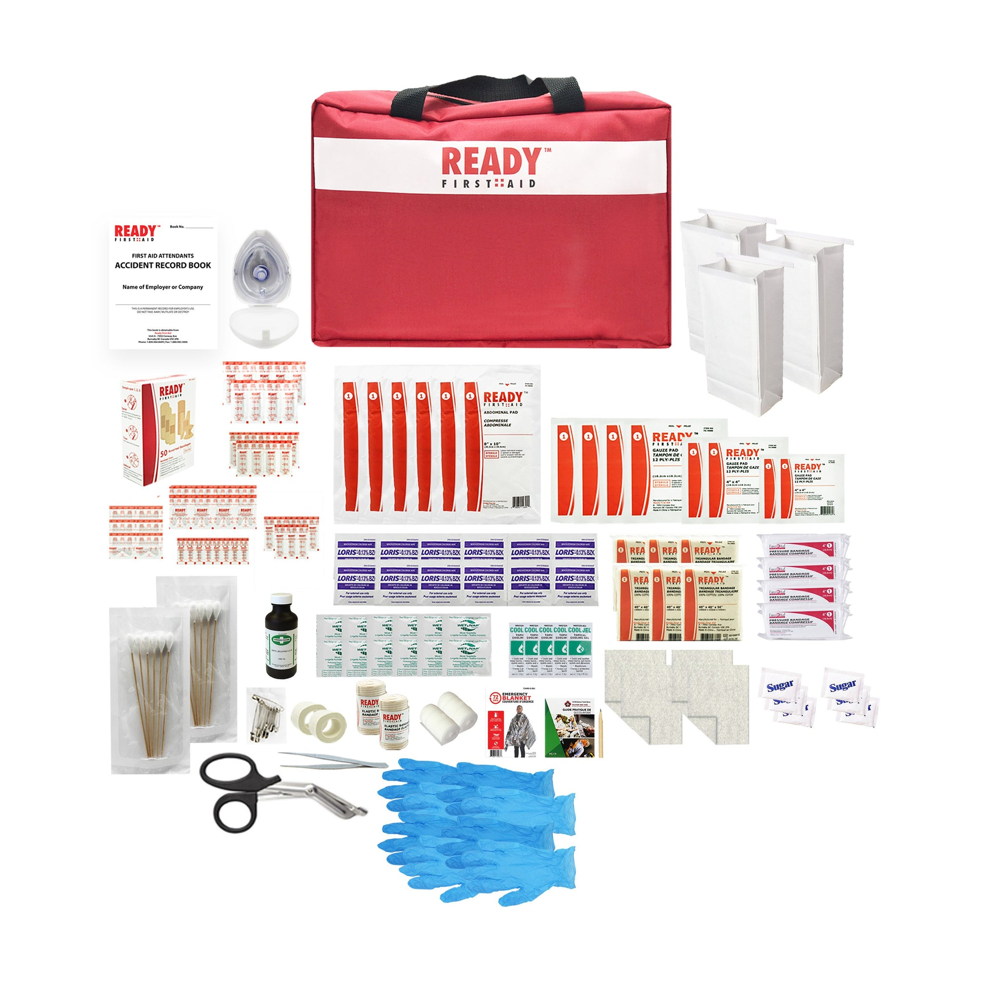 New Brunswick Standard First Aid Kit