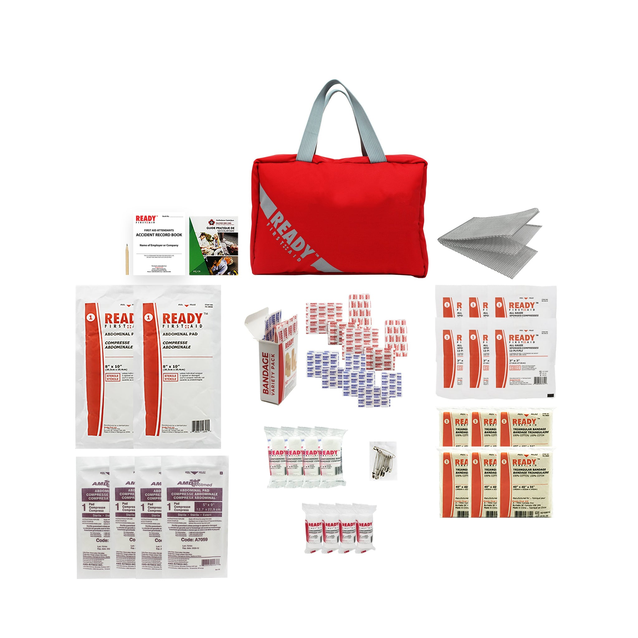 Ontario First Aid Kit 6-15 Employees Section 9