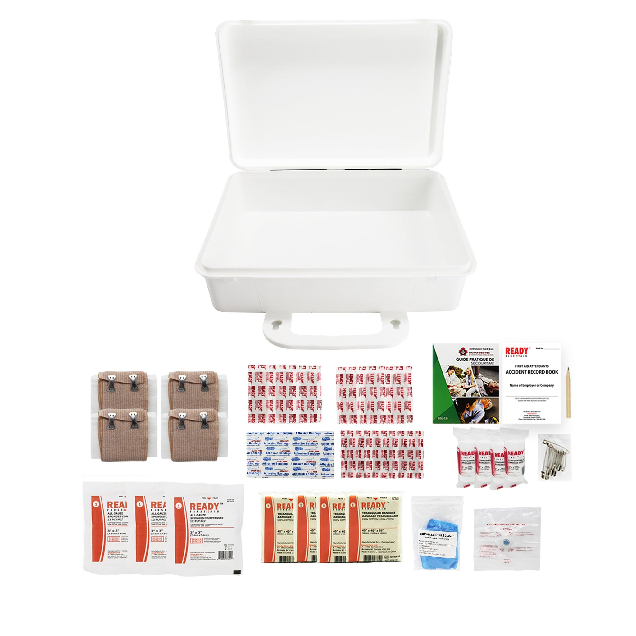 Ontario - Vehicle First Aid Kit