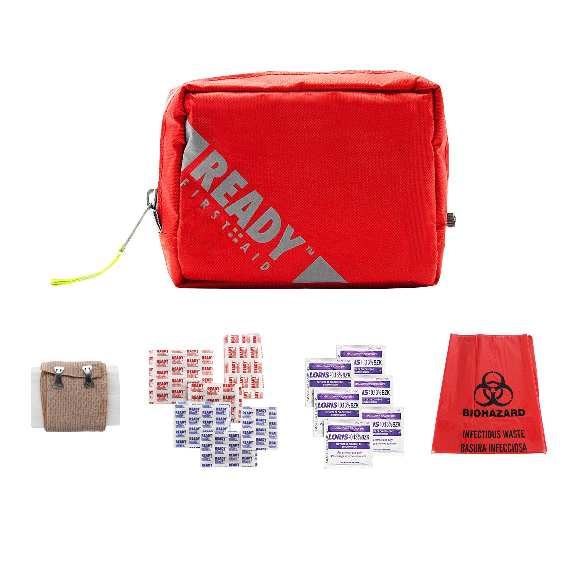 WorkSafeBC BC Personal First Aid Kit - Ready First Aid™