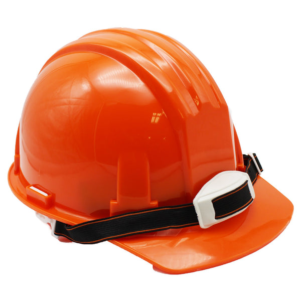 Orange Emergency Hard Hat