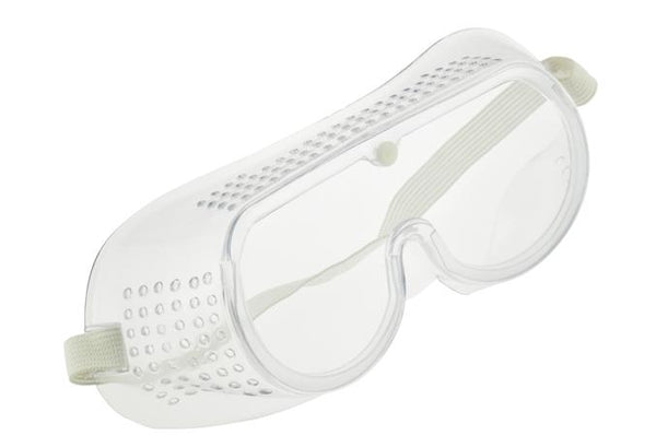 Safety Goggles, Adjustable Elastic Headband, Built-in Vents