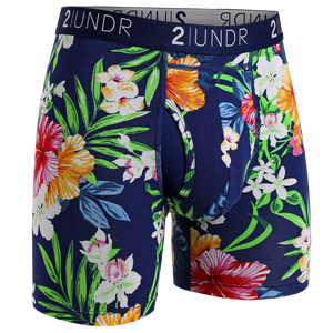 SWING SHIFT BOXER BRIEF - TAHITI
