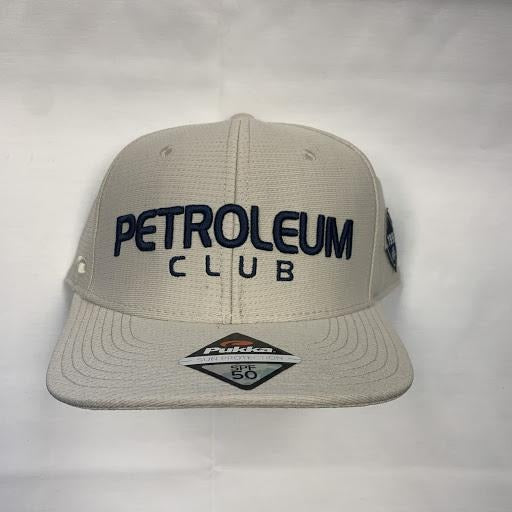 Petroleum Club Logo Snapback Hat