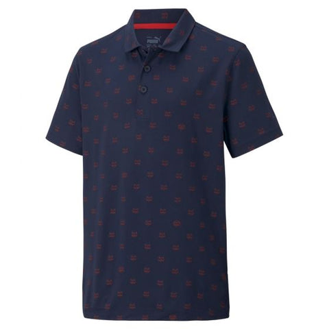 BOYS CLOUDSPUN BANDIT GOLF POLO