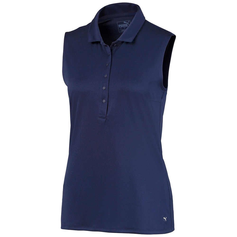 Women's Rotation Sleeveless Golf Polo