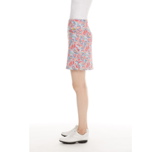 Load image into Gallery viewer, Women's Bright Paisley Masters Skort