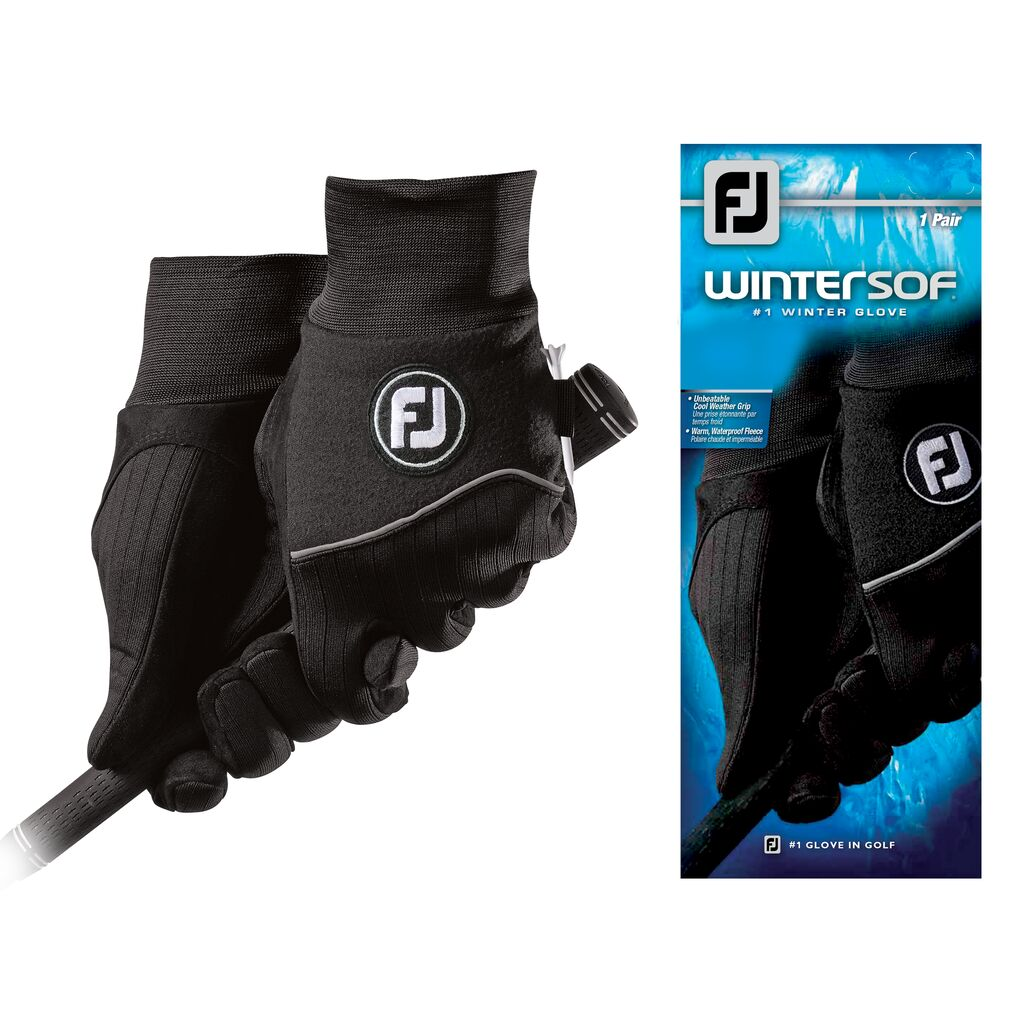 Men's WinterSof Glove Pair