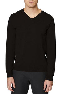Men's V Neck Sweater