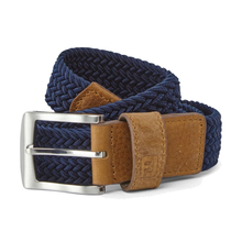 Load image into Gallery viewer, Men's Braided Belt