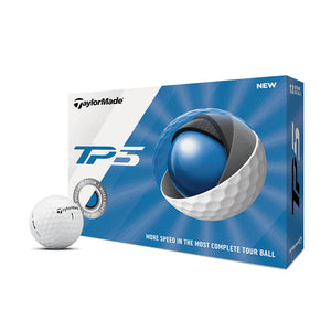 TP5 Golf Balls White (Dozen)