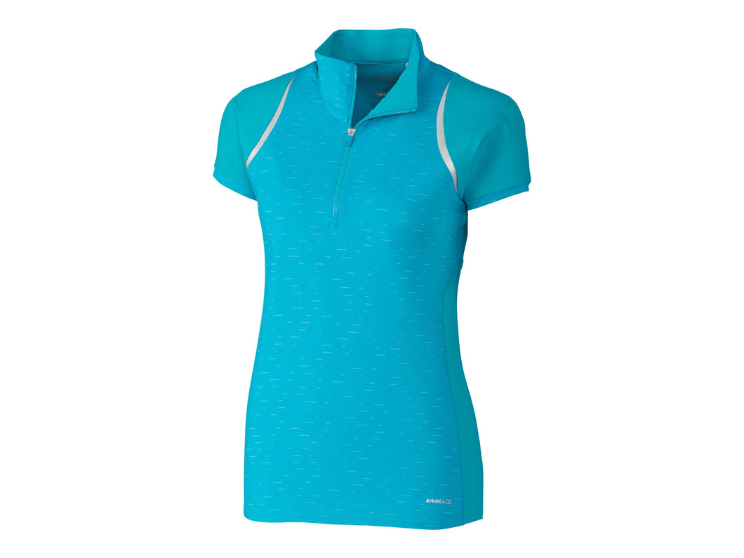 Ladies League Short Sleeve Polo w/EPGCC Logo