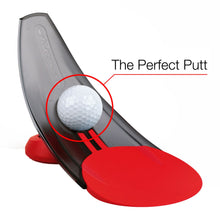 Load image into Gallery viewer, PuttOut Pressure Putt Trainer (Red)