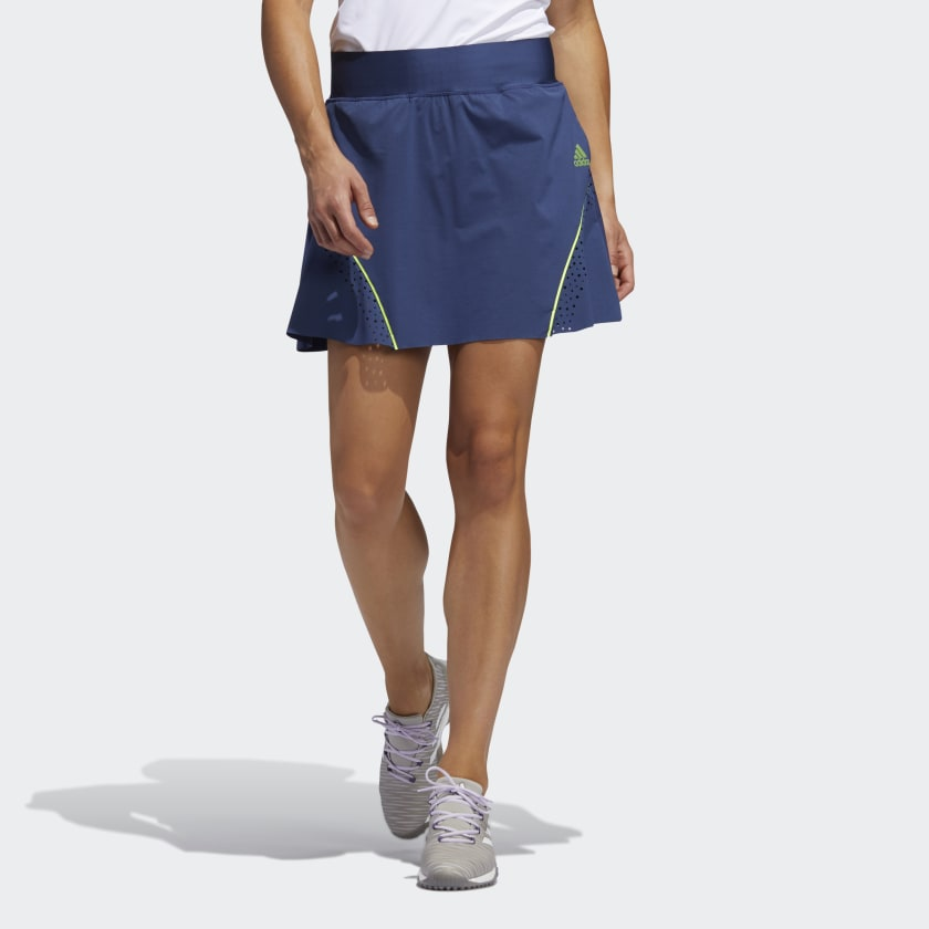 Women's Perforated Color Pop Skort