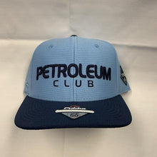 Load image into Gallery viewer, Petroleum Club Logo Snapback Hat