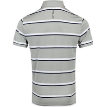 Load image into Gallery viewer, Men's Engineered Stripe Tech Pique
