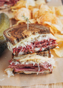 Reuben Sandwich - DINNER for (4)