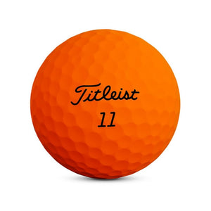 Velocity Matte Orange Golf Balls (Dozen)