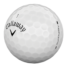 Load image into Gallery viewer, Supersoft White Golf Balls (Dozen)