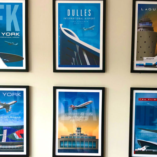 Decorating, Vintage Airline Style