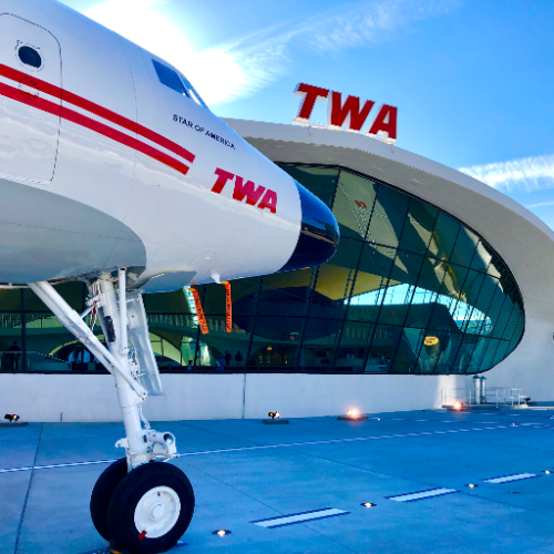 Getting Inspired at the TWA Hotel