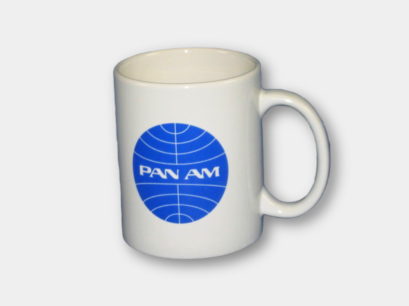 Airline Coffee Mugs