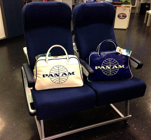 Pan Am Airline Seat Set
