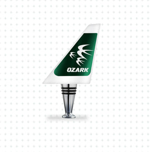 Ozark Air Lines - Airline Tails™️ Bottle Stopper