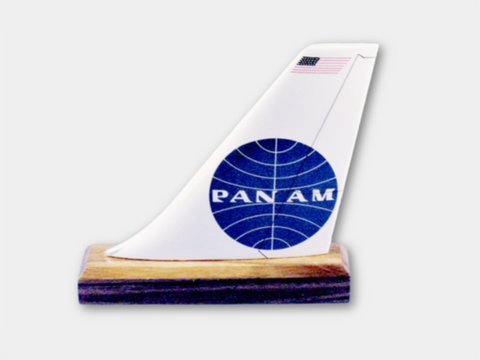 Pan Am Logo Tail