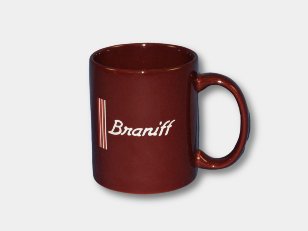 Braniff International Coffee Mug