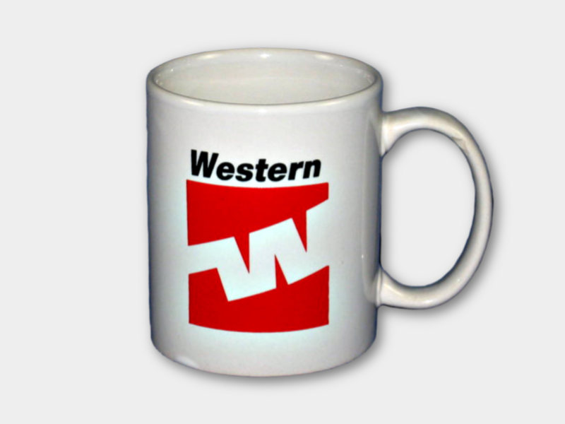 Western Airlines Coffee Mug