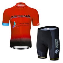 Load image into Gallery viewer, Cycling Jersey and Shorts Set