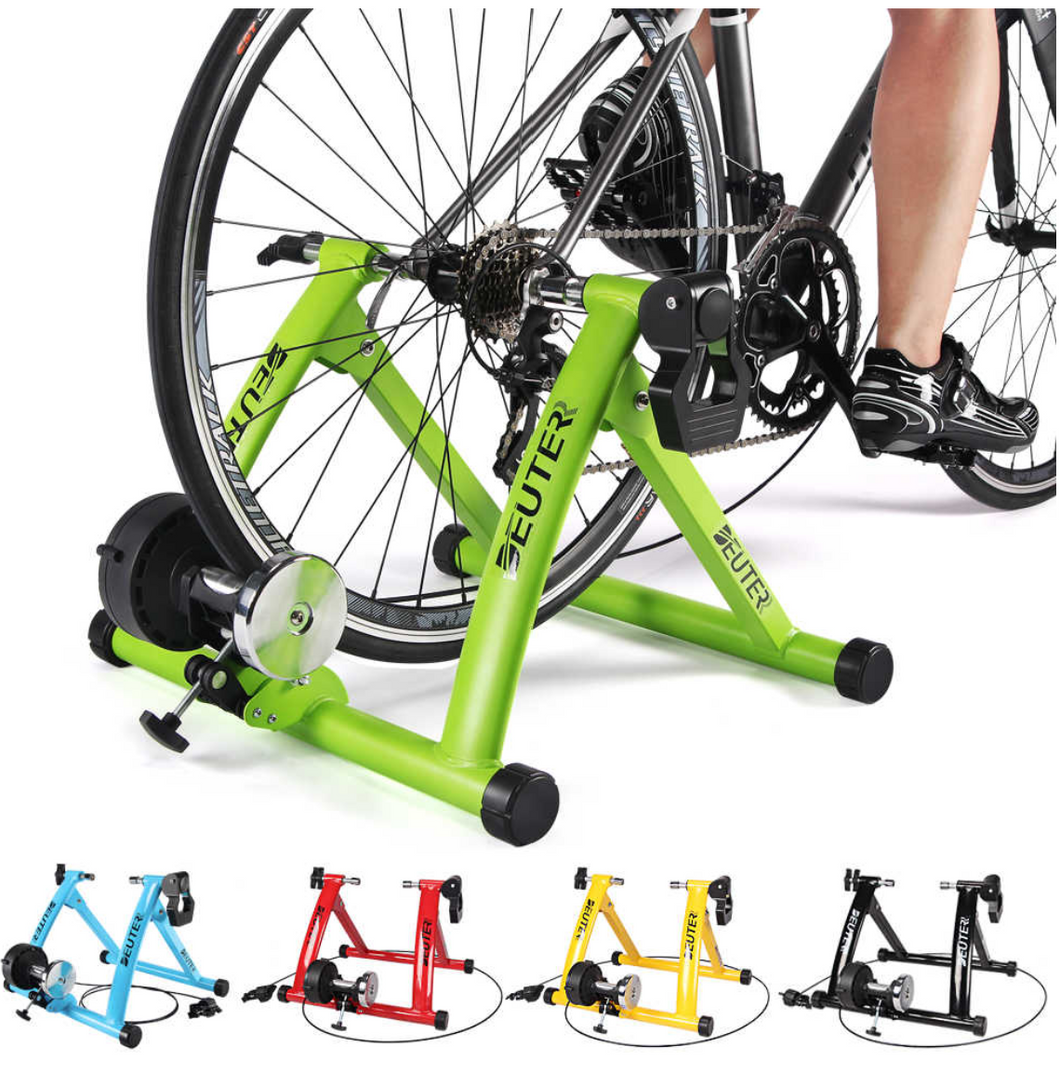 Pro Cycle Trainer - 6 Speed Magnetic Resistance Cycle Trainer
