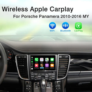 OEM Wireless Apple CarPlay for Porsche PCM 3.1 Android Auto Cayenne Macan Cayman Panamera Boxster 718 991 911 Car play