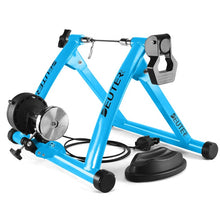 Load image into Gallery viewer, Pro Cycle Trainer - 6 Speed Magnetic Resistance Cycle Trainer