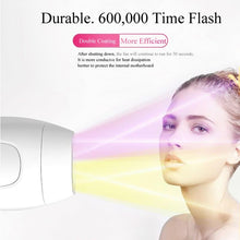 Load image into Gallery viewer, IPL Laser Hair Removal Handset Professional Hair Removal at Home