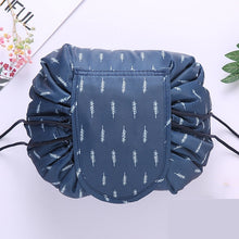 Load image into Gallery viewer, Magic Drawstring Cosmetic Travel Makeup Bag