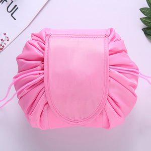 Magic Drawstring Cosmetic Travel Makeup Bag