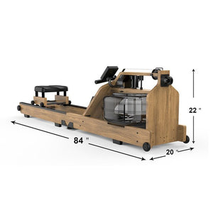 Professional Water Rowing Machine Q8