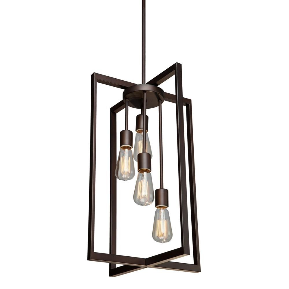 Modern Oil Rubbed Bronze Chandelier