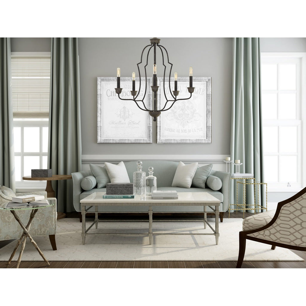 Lebrija Metal Chandelier