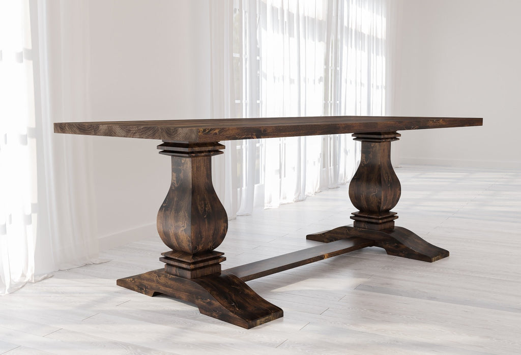 Heirloom Pedestal Table
