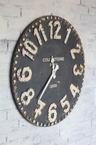 Learn more about the Wooden Wall Clock from James+James