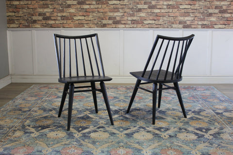 Modern Oak Windsor Dining Chair