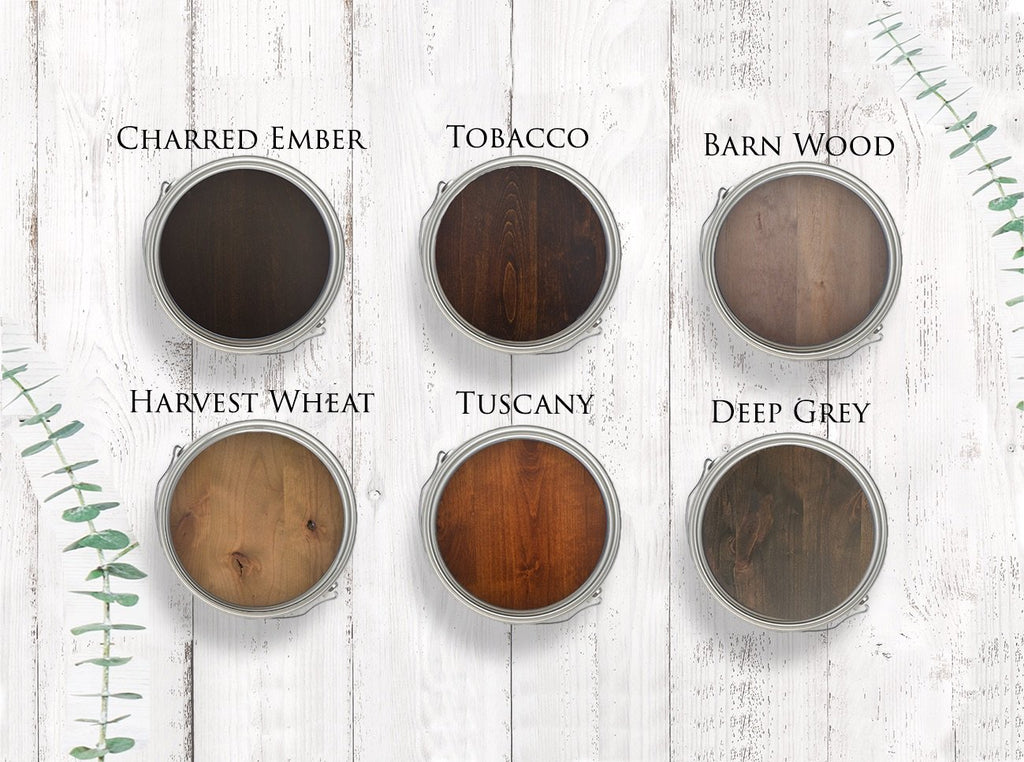 Stain Guide.