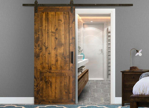 Rustic Barn Door Kit