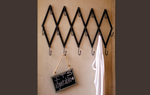 Adjustable Folding Wall Hooks