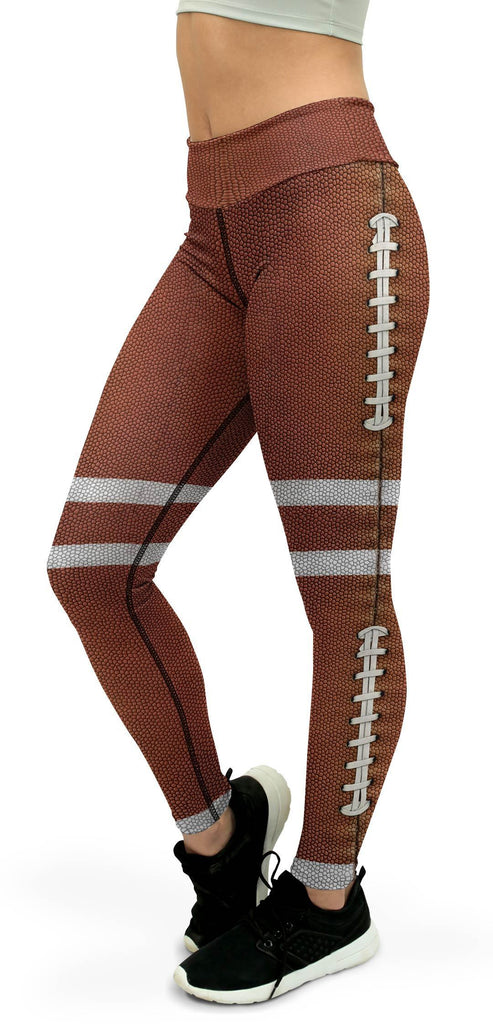 American Football Yoga Pants