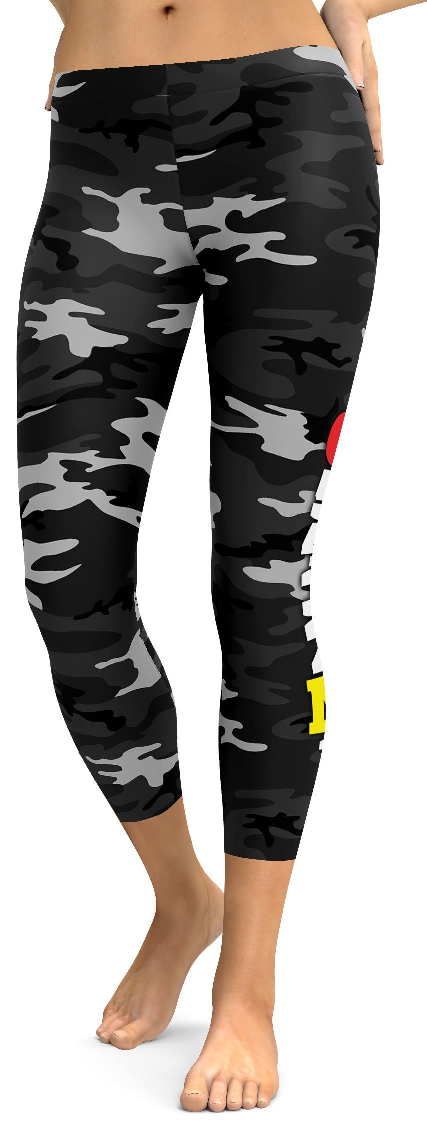 1 Down 5 Up Motorcycle Capris